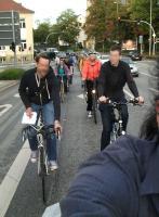 """Critical Mass Paderborn 8/2014 Kasseler Tor\"""""""