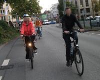 """Critical Mass Paderborn 8/2014 Friedrichstra�e\"""""""