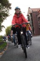 Critical Mass Paderborn 8/2014 Gierswall""